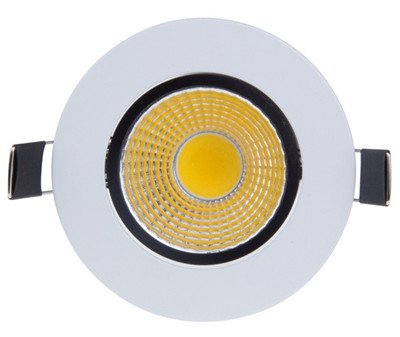 9W Dimming COB LED Down Light