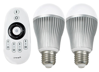 6W / 9W Dimmable LED Bulb